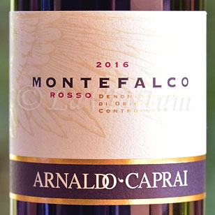 Montefalco Rosso 2016