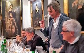 Pranzo al Ceppo con i vini di Fattoria Fibbiano
