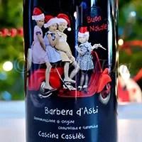 Barbera d'Asti Buon Natale 2018 Cascina Castlet