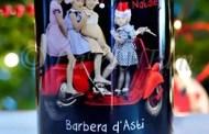 Barbera d'Asti Vespa Buon Natale 2018