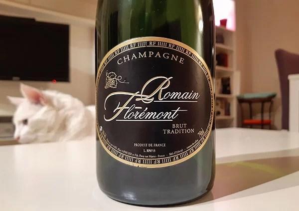 Champagne Romain Florémont