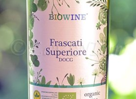 Frascati Superiore Biowine Crio 12 2018
