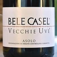 Asolo Prosecco Superiore Extra Brut Vecchie Vigne 2016 Bele Casel