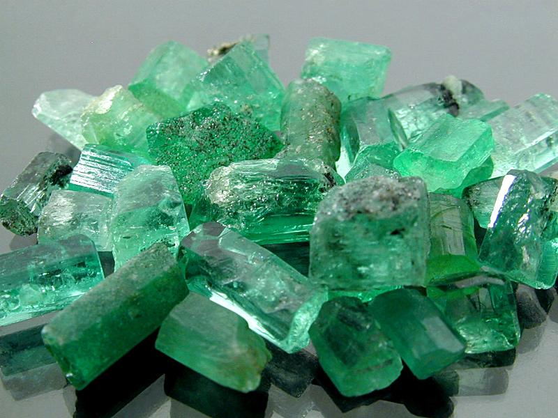 Trattamento gambe - Smeraldo
