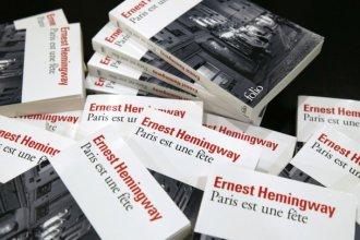 PARIS EST UNE FETE d'Ernest HEMINGWAY