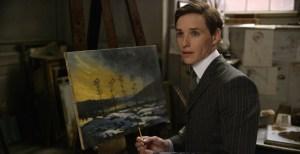 Danish girl : Einar, peintre de paysage