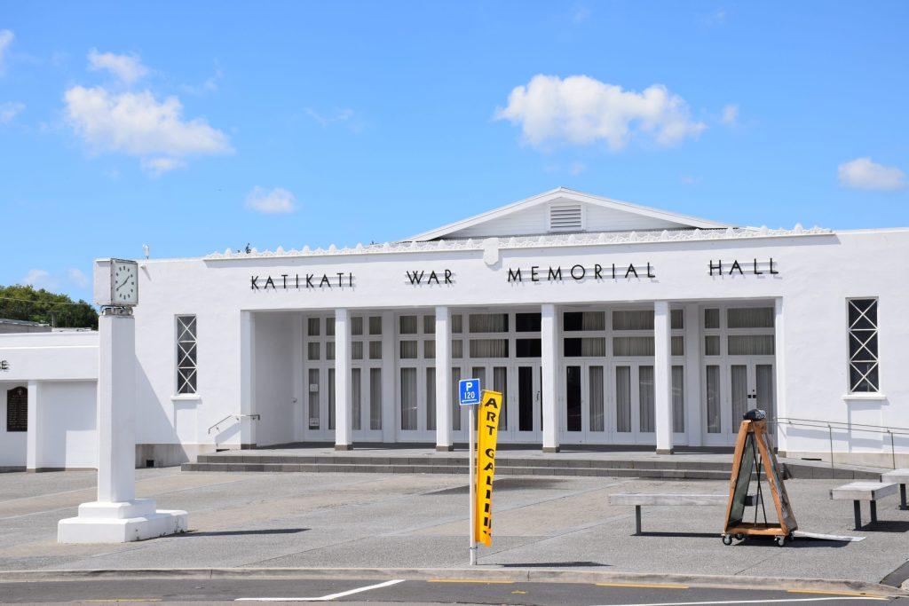 Mémorial de Katikati