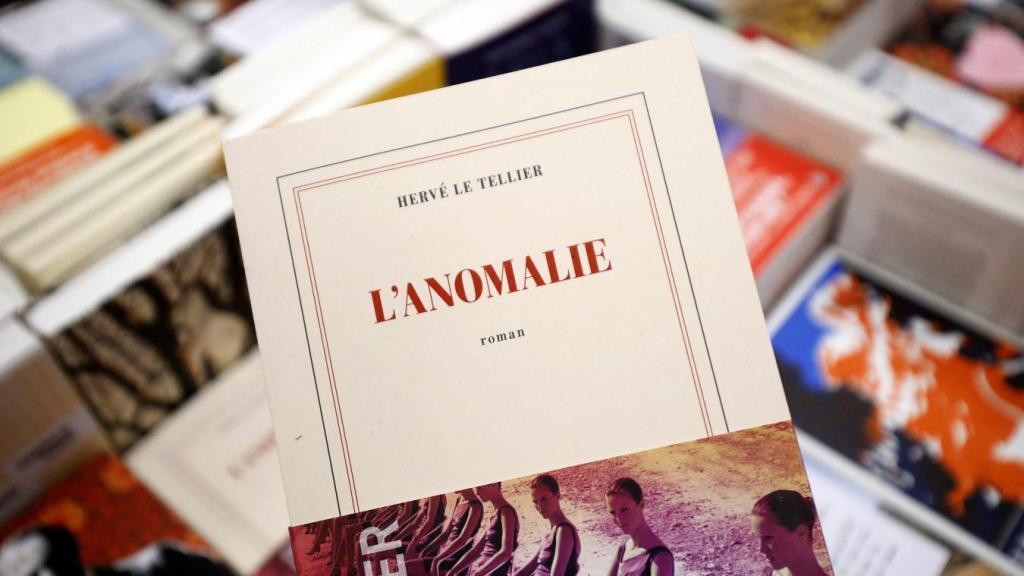 L'Anomalie, polar ou science fiction, Goncourt 2020