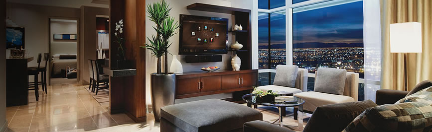 las vegas aria 1 2 bedroom suite deals