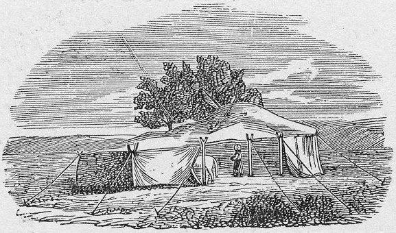 Herber's Tent Judges 4:11