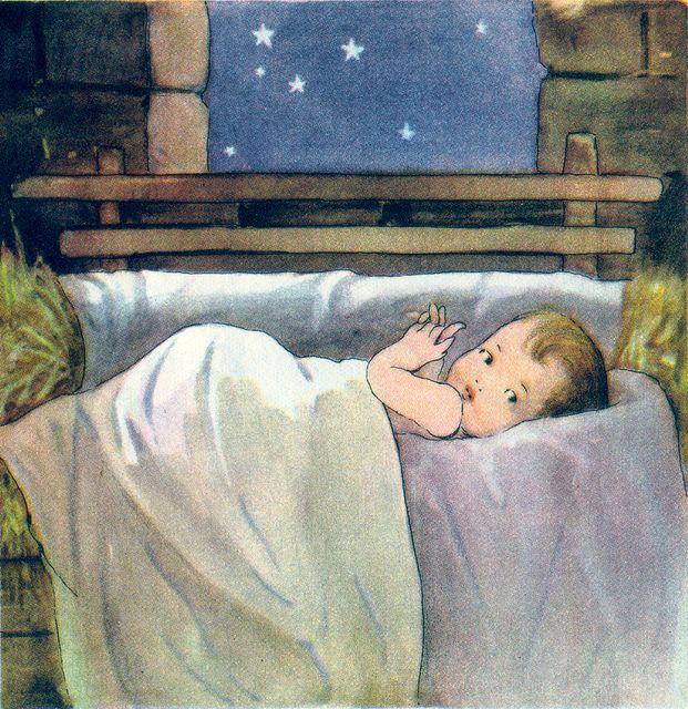 A Child in a Manger Luke 2:11-12