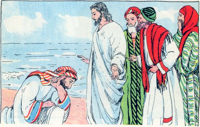A ruler asks Jesus to heal his daughter Mark 5:21-23