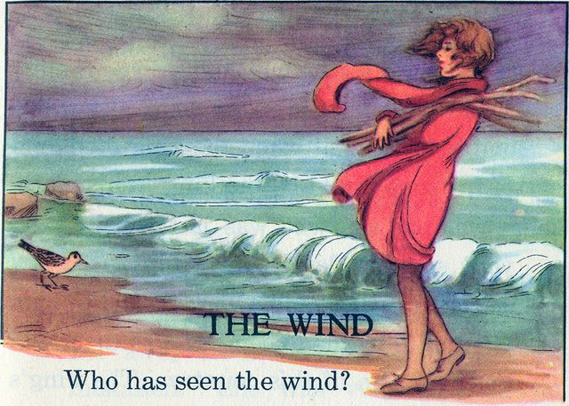The Wind Blows Were it Wishes John 3:8