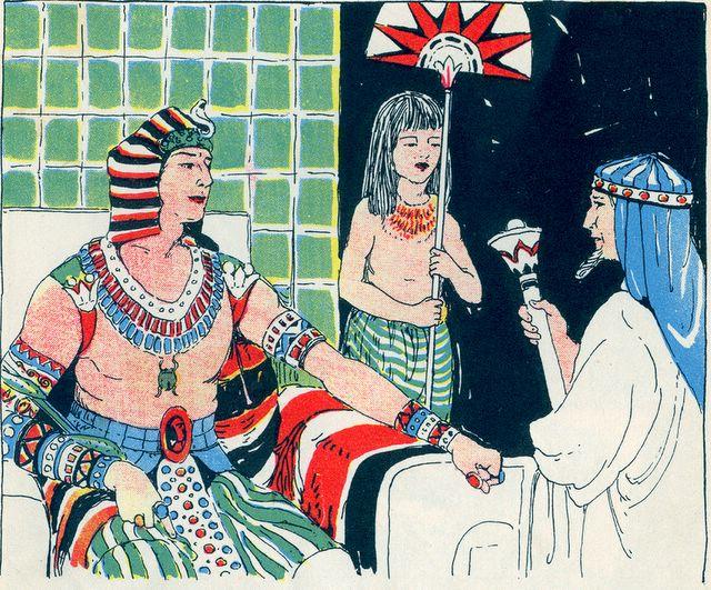 Pharaoh, King of Egypt Exodus 1:15
