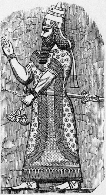 An Assyrian King II Kings 19:4