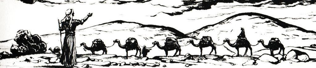 Merchant's caravan (Matthew 13:45)