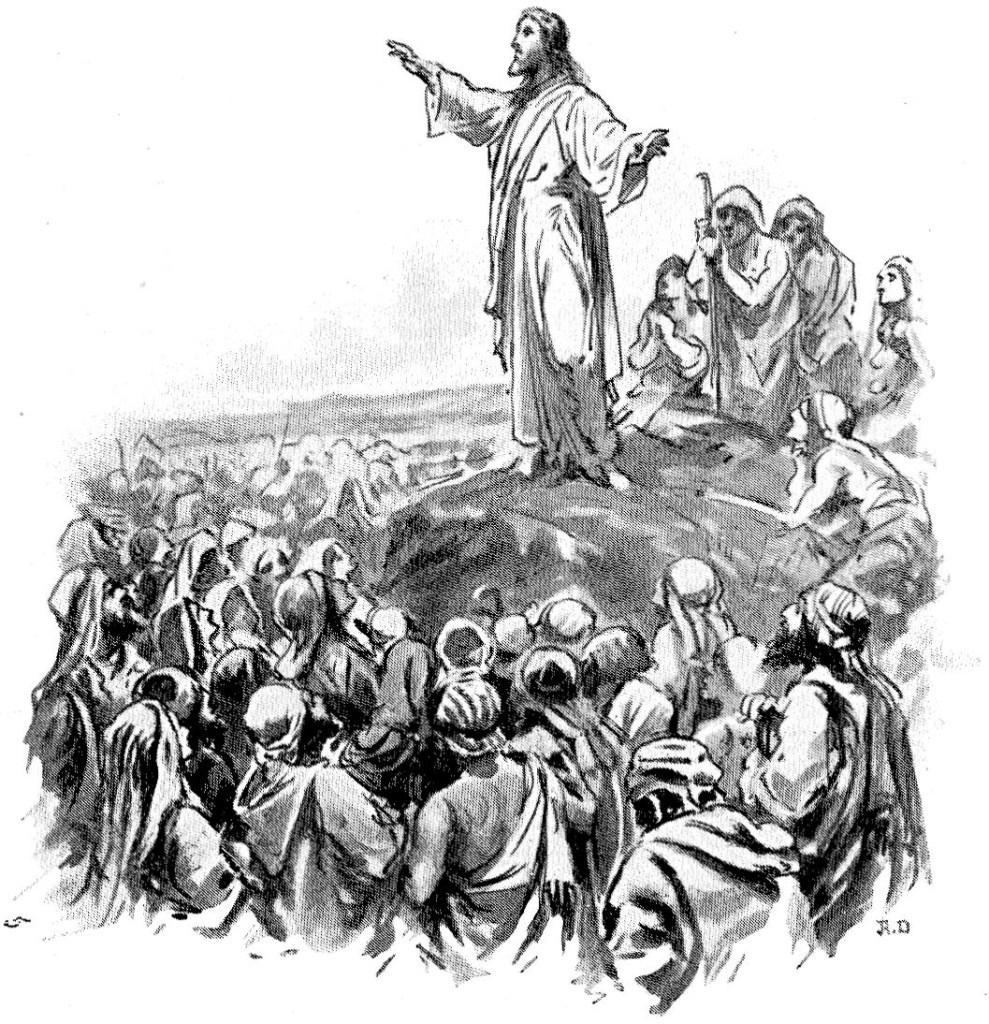 The Sermon on the Mount - Matthew 5-7