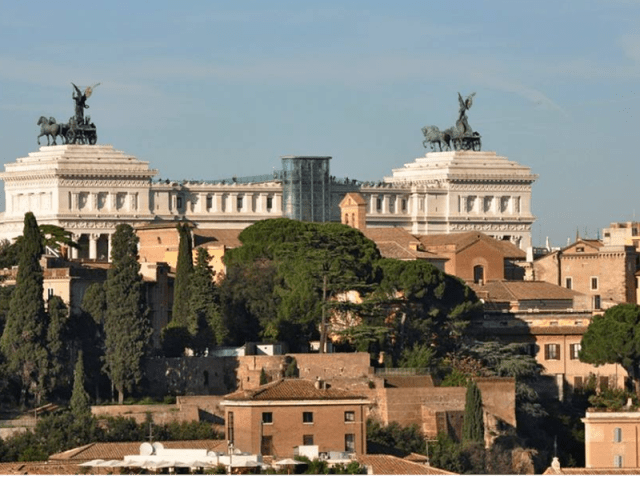 Unusual Rome with Pat: from Aventino to Trastevere