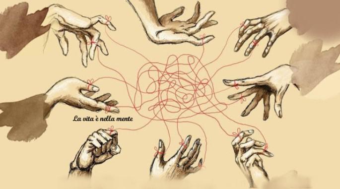 Un filo magico e invisibile è connesso a coloro che sono destinati a incontrarsi