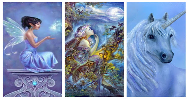 Scegli un essere spirituale e ricevi un messaggio magico!