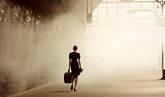 Trova il coraggio di partire quando non ti viene dato un motivo per restare