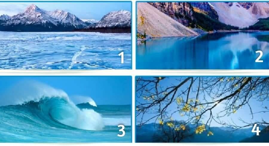 Scegli un paesaggio e scopri la tua vera personalità