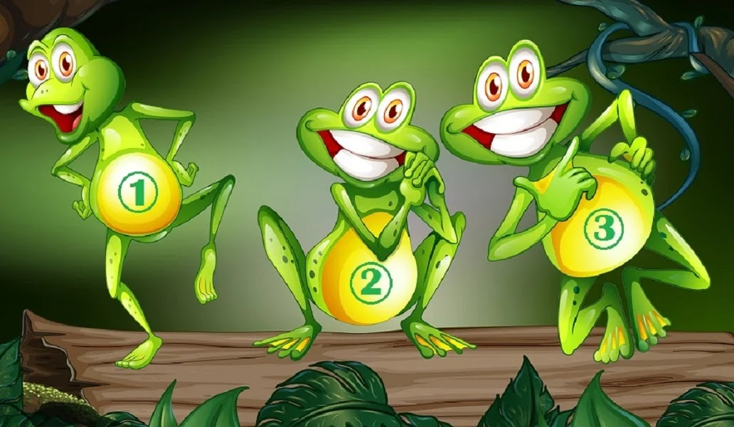 La rana che scegli aiuterà a rivelare il segreto della prosperità