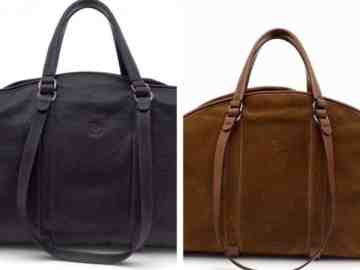 Il Bisonte nuove Travel Bags SS 2019