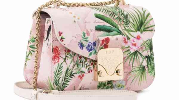 Alviero Marini 1^ Classe nuova collezione borse donna Oasis primavera estate 2020