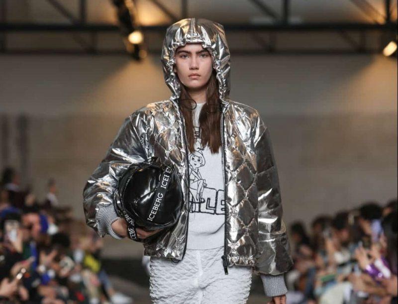 Iceberg collezione donna FW 2020-2021 MIlano Fashion Week 2020