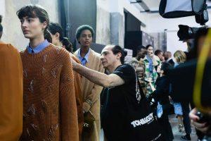 Toni&Guy Hairstyle sfilata N°21 autunno inverno 2020-2021 Milano Fashion Week
