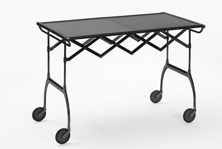 Il tavolo a carrello Kartell Battista