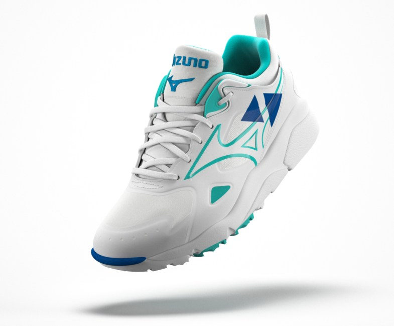 Le nuove sneaker running Mizuno Sky Medal Time PE 2020