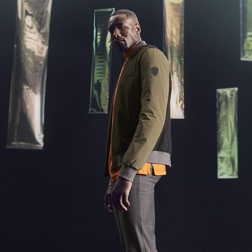 Nobis x Ibaka, la capsule collection ispirata dal campione dell'NBA