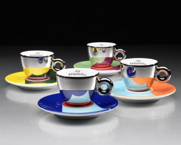 Tazzine_caffè_llycaffè _illy_Art_Collection_ firmata_Stefan_Sagmeister