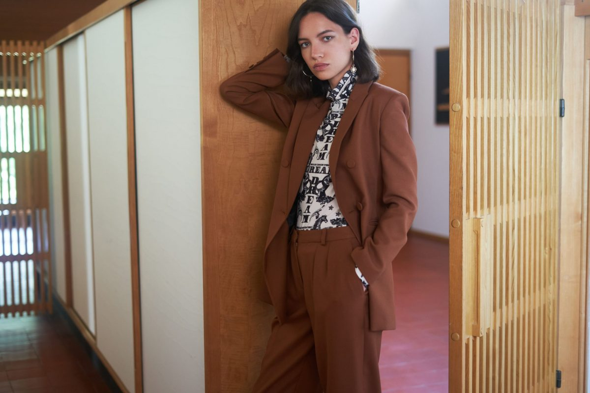 70's: la capsule collection Fall Winter 2020 di Claudie Pierlot