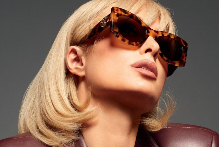 Paris Hilton_Lanvin Eyewear_SS21