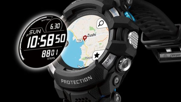 CASIO_G_SHOCK_GOOGLE_ASSISTANT_2021