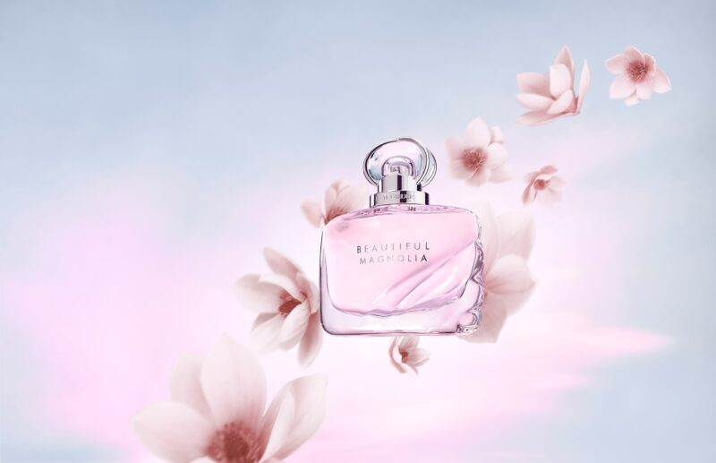 Estée Lauder nuovo profumo Beautiful Magnolia_ testimonial Ana de Armas-