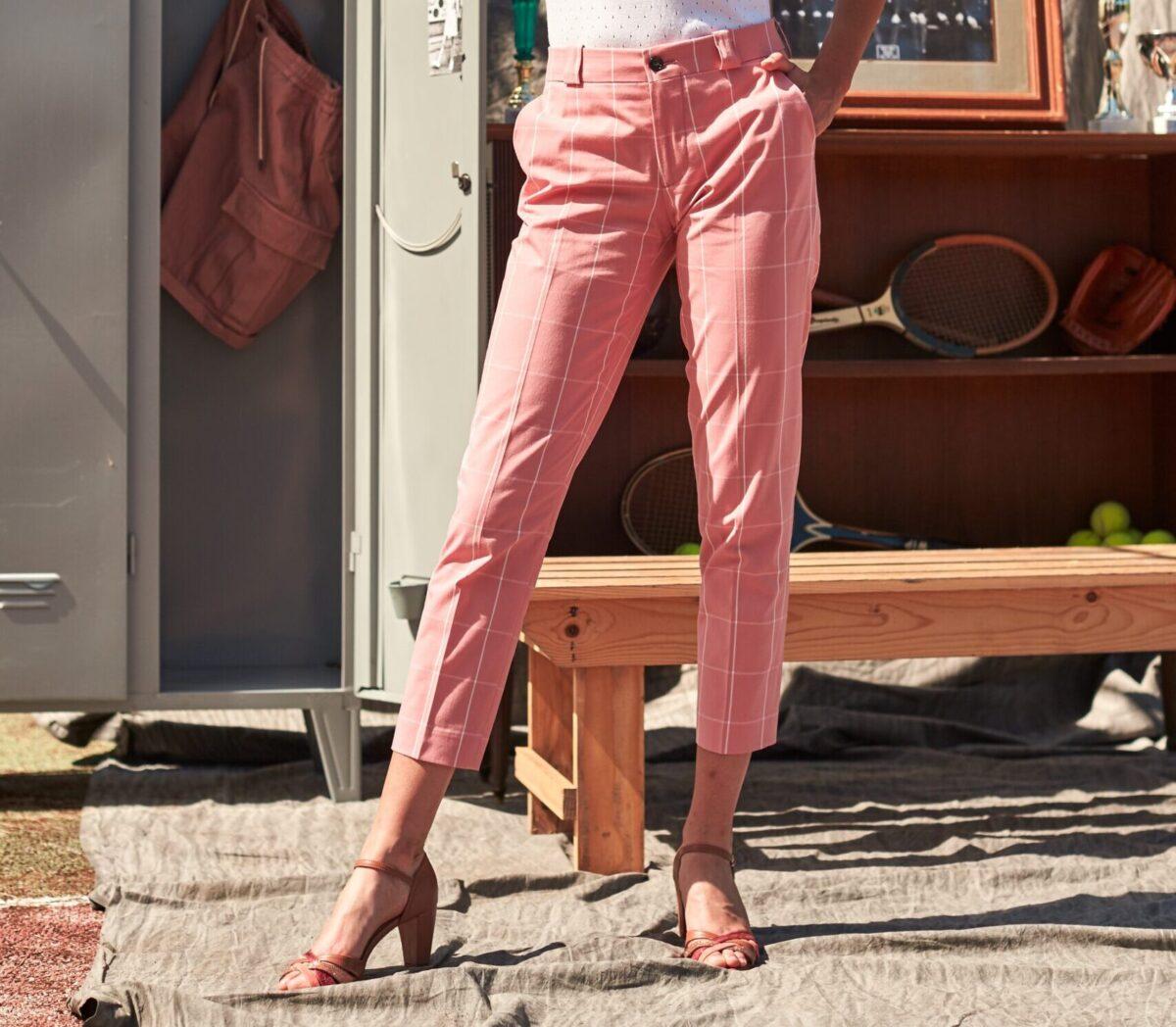 Pantalone donna BERWICH-Primavera-Estate 2021