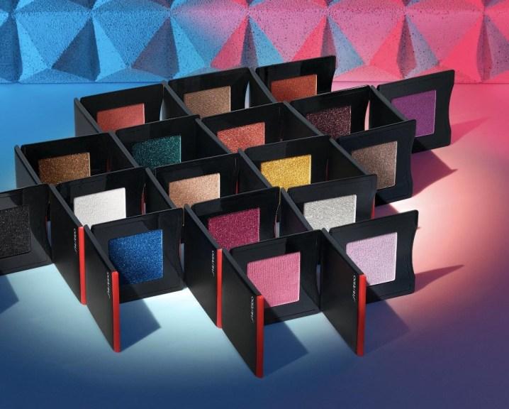 Shiseido novità make up aprile 2021 nuovi ombretti