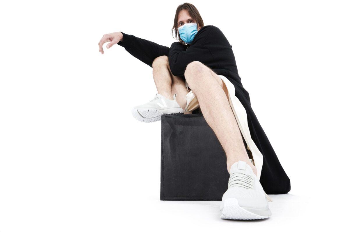 Nuove sneaker sostenibili Veja x Rick Owens