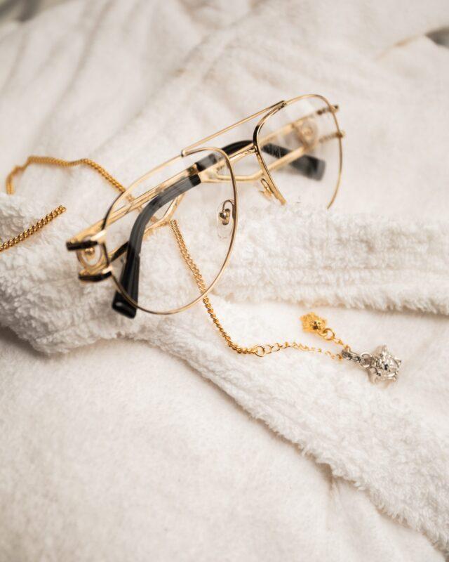 Cody Simpson x Versace_Eyewear Campaign Primavera-Estate 2021