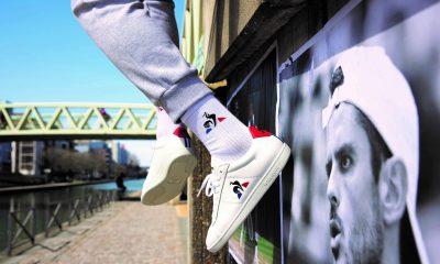 La nuova scarpa da tennis Courtset le coq sportif X AW LAB