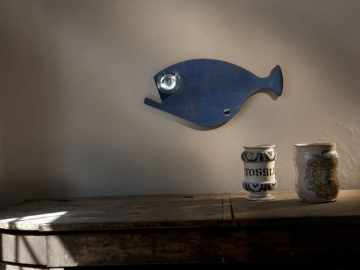 knIndustrie Pesce Fresco - Blue Fish0