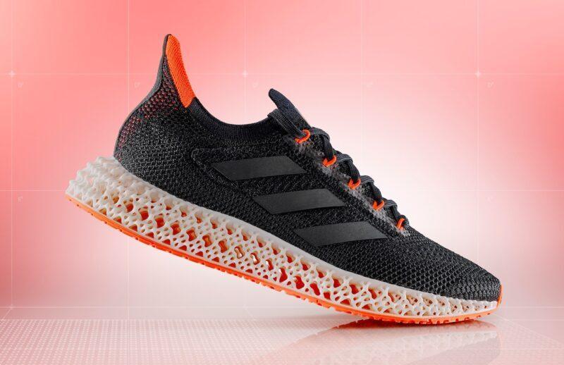 nuova scarpa running adidas 4DFWD-