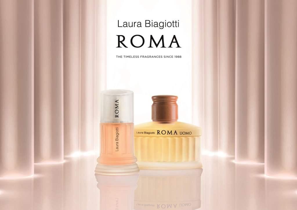 Profumo Laura biagiotti Roma