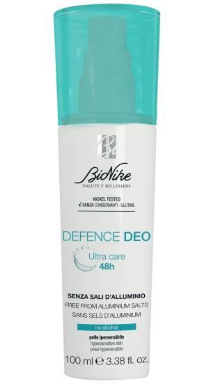 BioNike_DEFENCE DEO ULTRA CARE senza sali di alluminio Vapo 100ml-