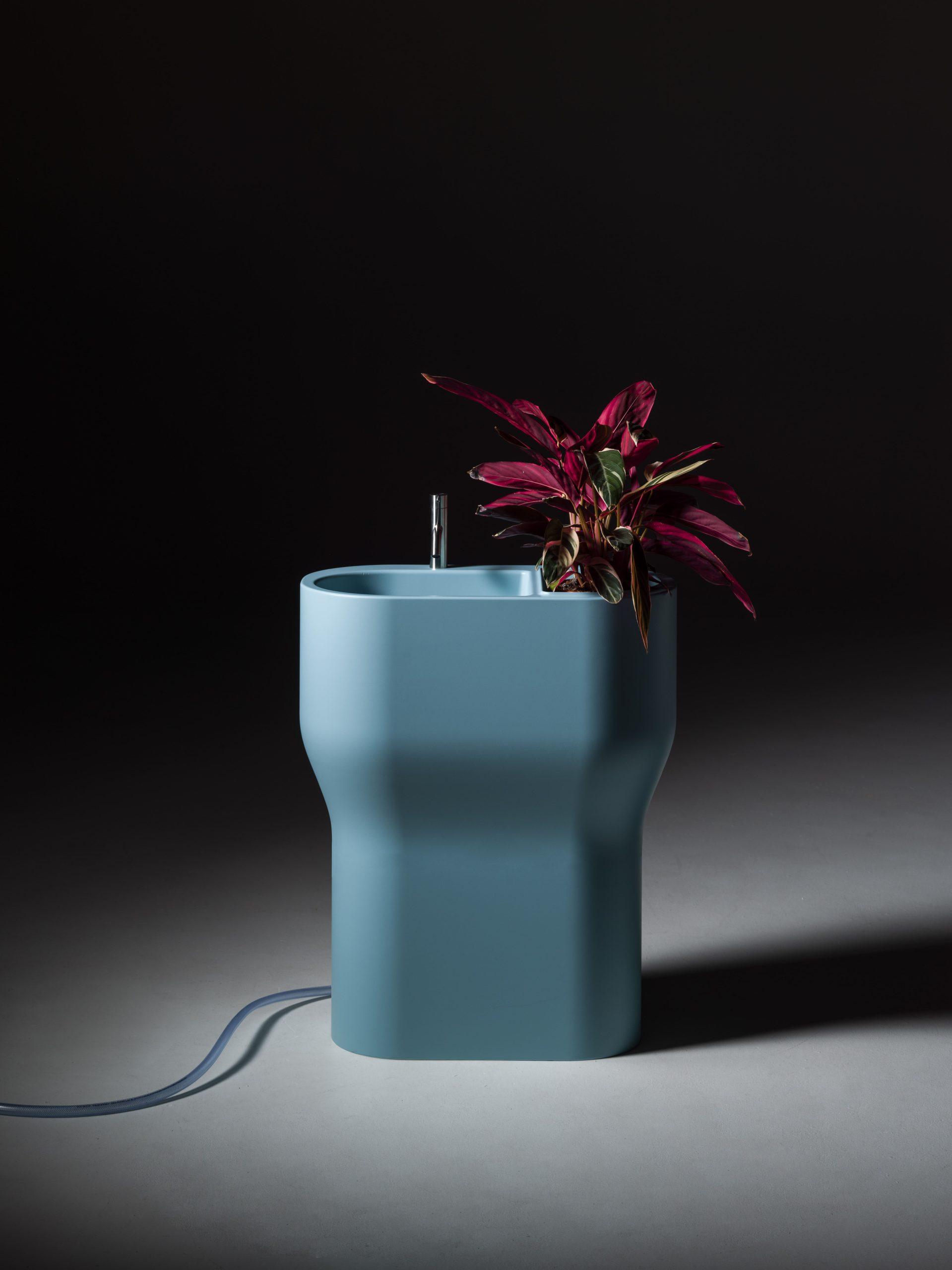Samo Lineabeta nuovo lavabo Flora Milano Design Week 2021