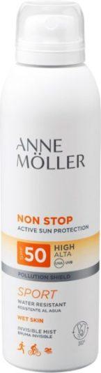 Anne Moller_Non Stop Suncare Invisible Mist 50